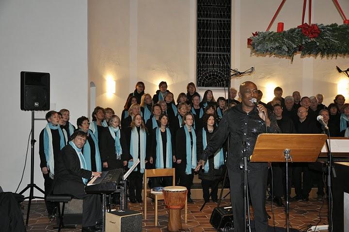 Gospelweihnacht in der Markuskirche 2010