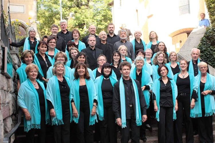 Konzertreise nach Thüringen 2009