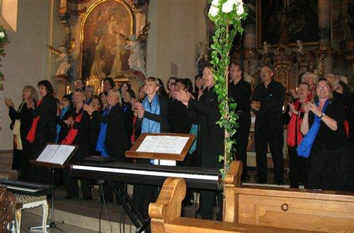 Konzert 2007 in Langenargen