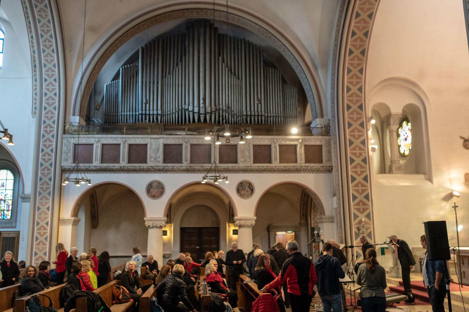 Chorreise Regensburg 2018