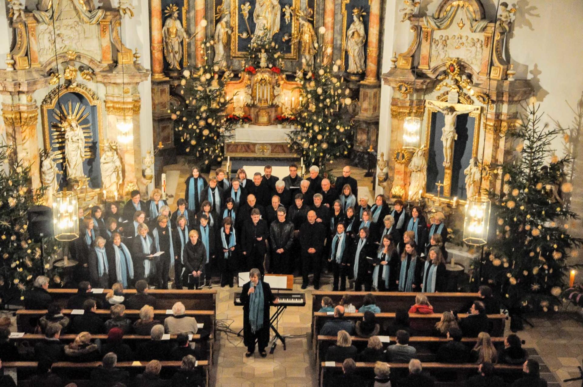 2012: Konzert in Treuchtlingen und Pretzfeld
